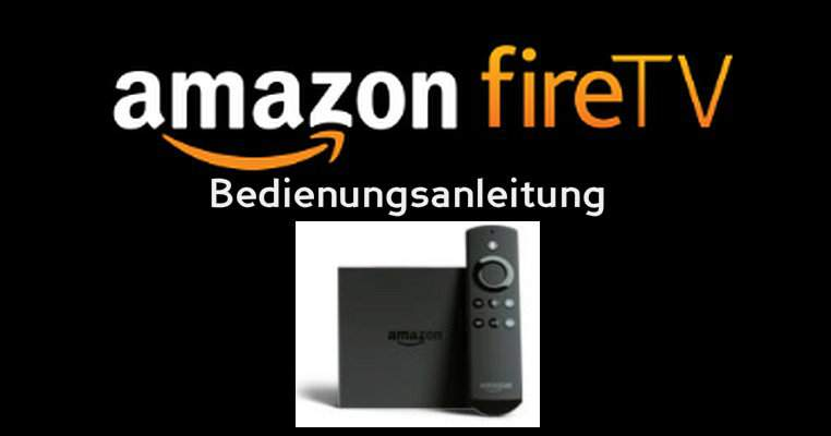 Amazon Fuego TV Manual Descargar
