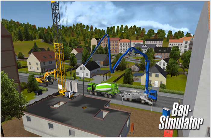 The User Can Let Off Steam In 150 Construction Sites. (Picture: Weltenbauer)