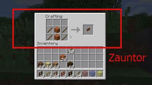 Cancelletto Minecraft : Recinto minecraft: trovare il crafting e costruire recinzioni