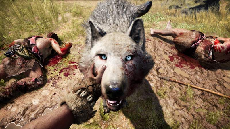 Far Cry Download Primal animals tame
