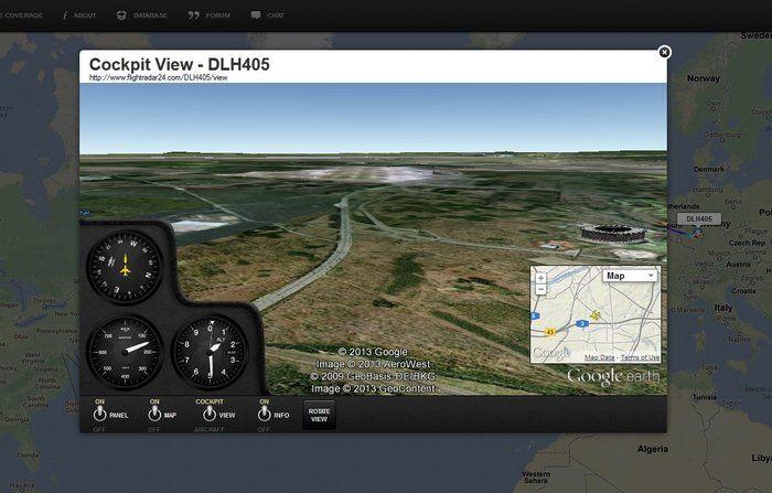 flightradar24 kostenlos