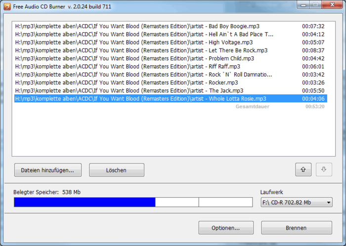 Free easy cd dvd burner 5. 1   software downloads   techworld.