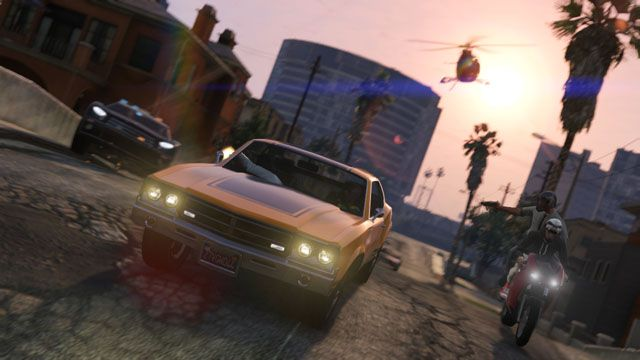 GTA Grand Theft Auto Online Download