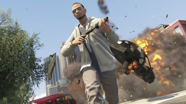 GTA Grand Theft Auto Online Download Characters