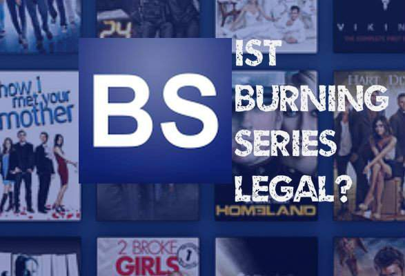 Burning Series legally