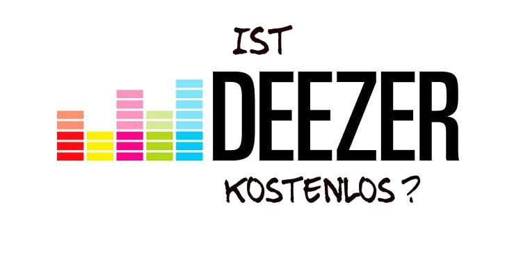 Deezer is free