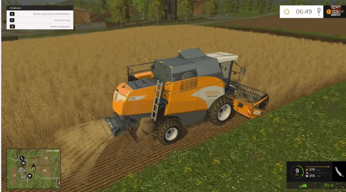 Farming Simulator 2015 faixas de download