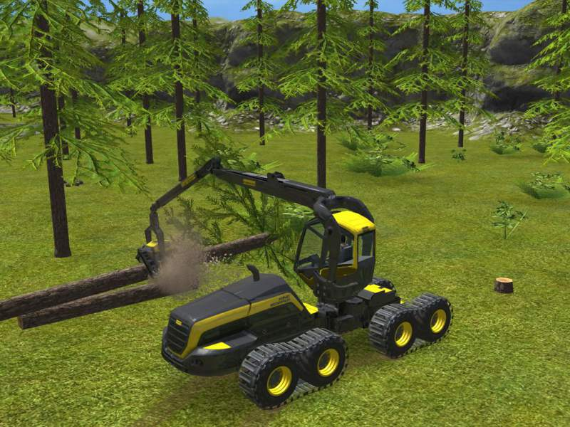 Farming Simulator 2016 Download forestry