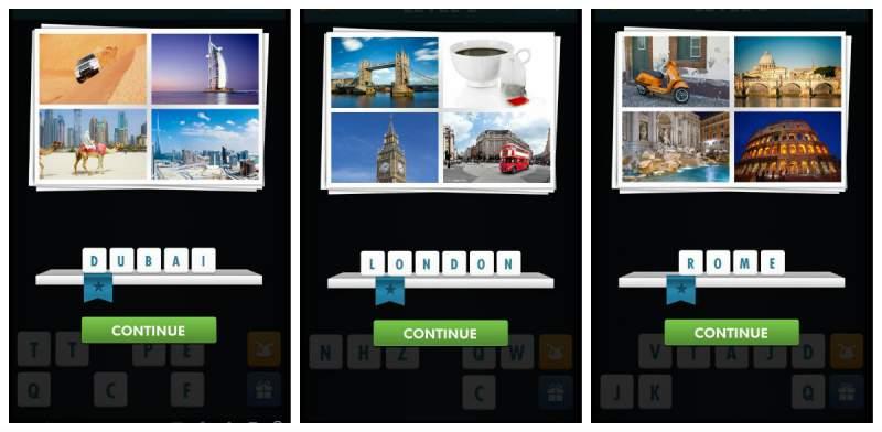 Livello 1 A 100 Ogni Città Quiz Panoramica Della Soluzione