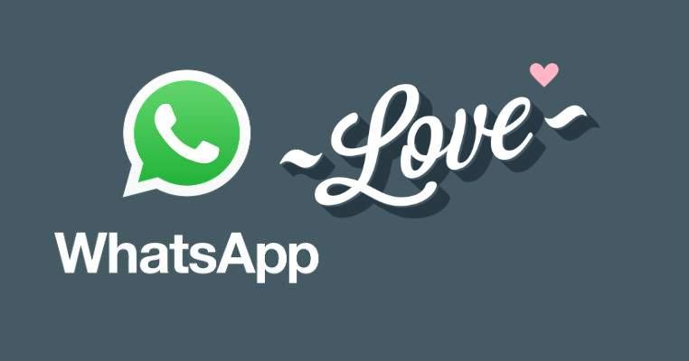 liefdesstatus whatsapp