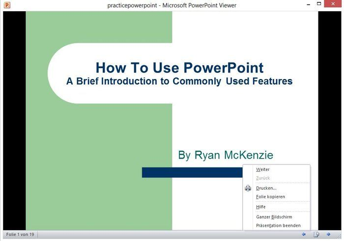 visualizzatore power point gratis