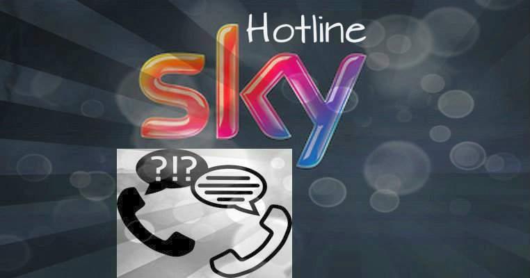 Sky Gratis Hotline