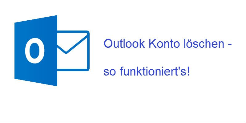 Supprimer le compte Outlook
