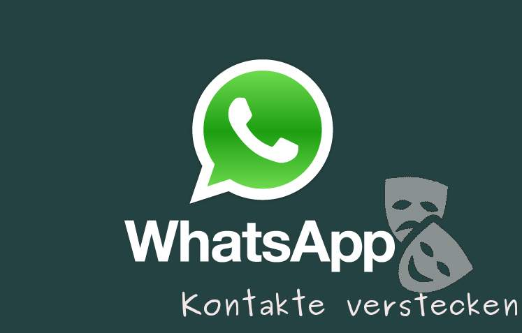 hide WhatsApp contacts