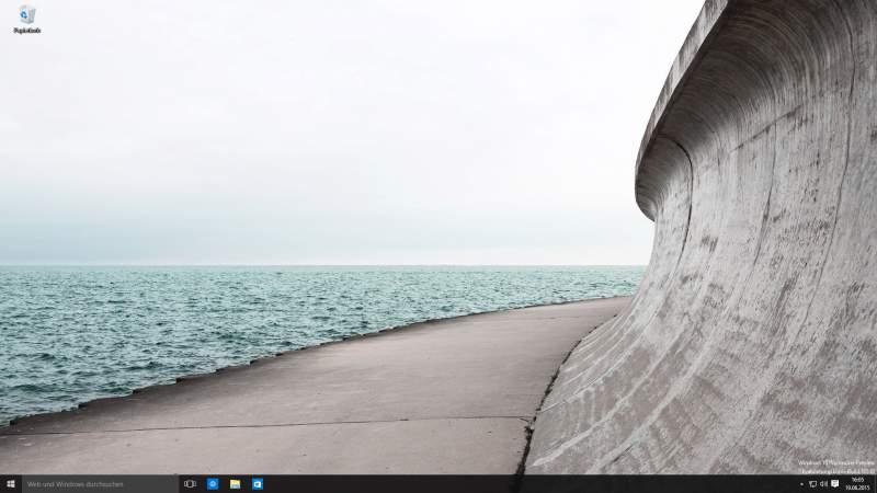 Official Windows 10 Desktop Wallpaper