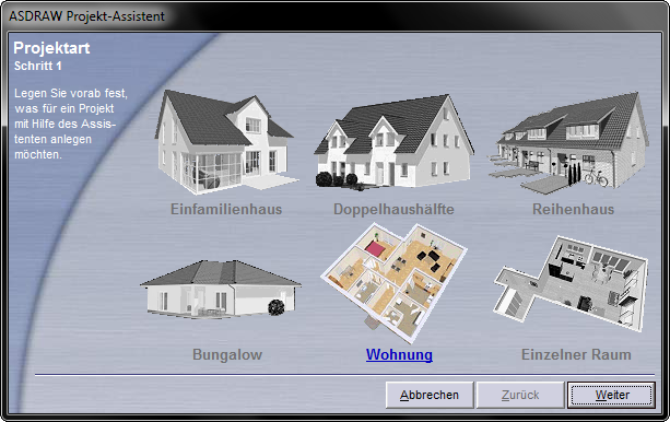 3D Wohnraumplaner CAD Download