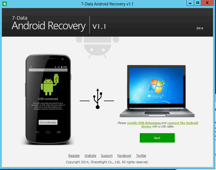 7-Data Android Recovery Download