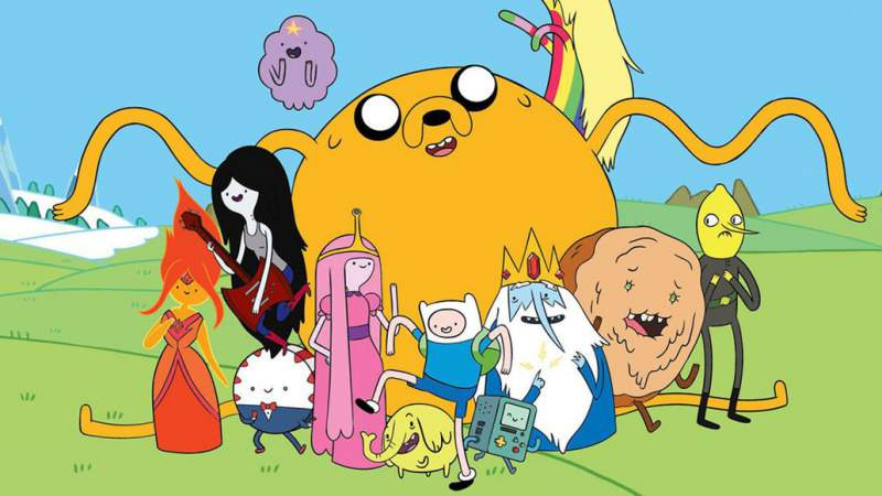 Adventure Time Streaming