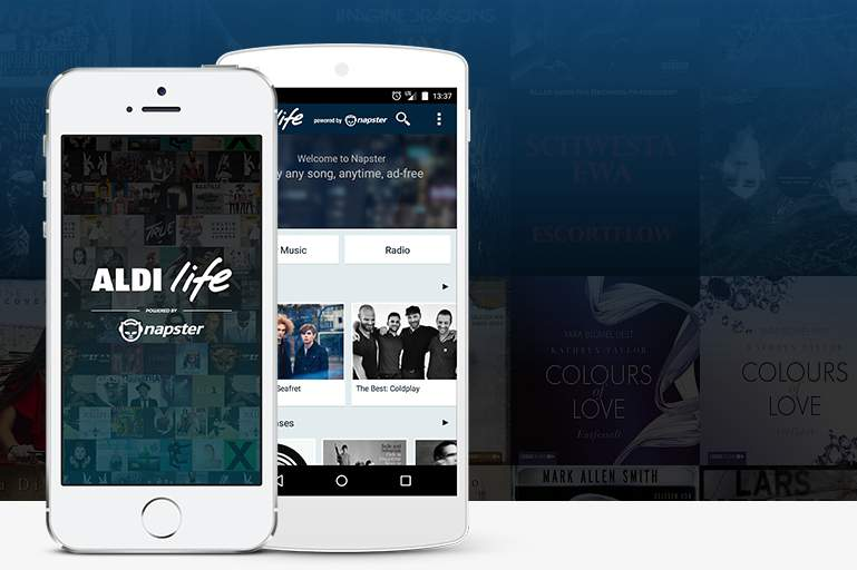 Aldi Life App Streaming