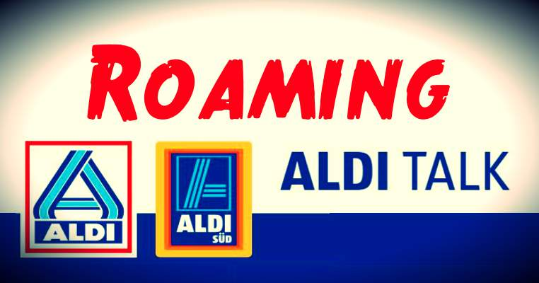 ALDI TALK il roaming