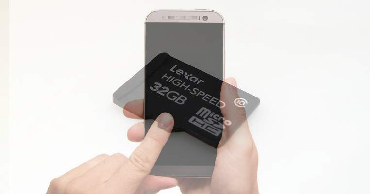 Expand internal memory Micro SD card