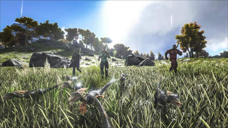 Ark Survival Evolved Download Multiplayer
