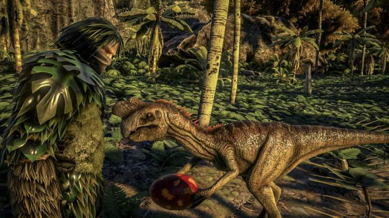 Ark Survival Evolved Download Dinos