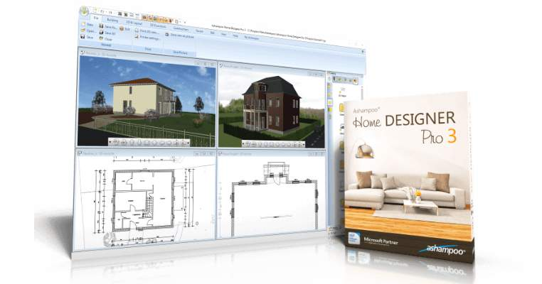 Ashampoo Home Designer Pro 3 Download