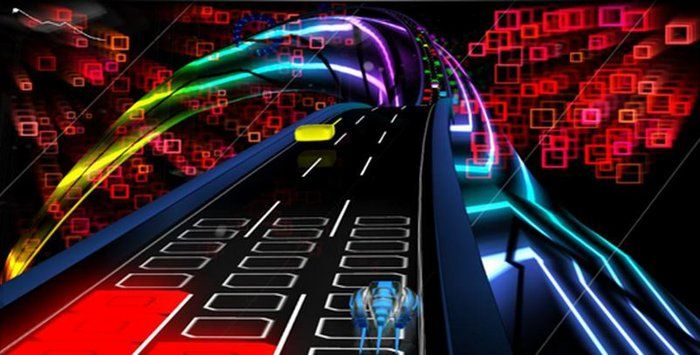 Download Audiosurf gameplay