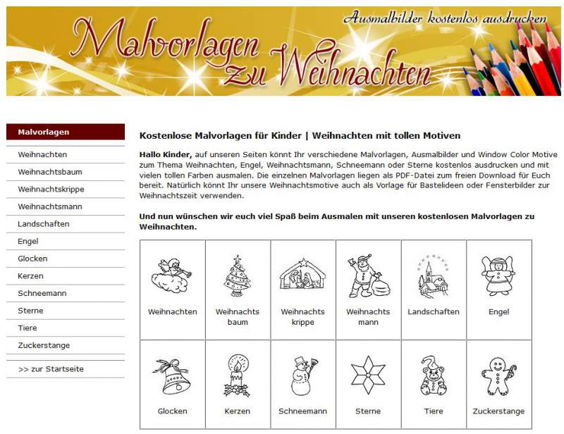 Coloring Christmas Download