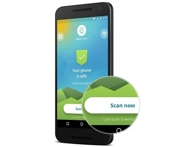 Avast Mobile Security Download Scan
