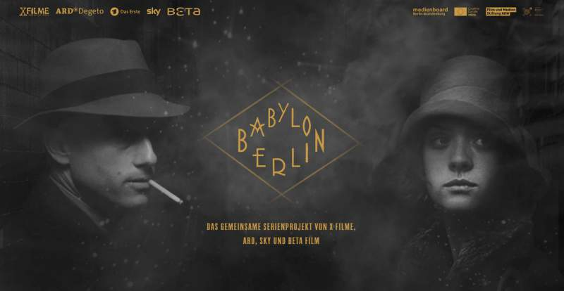 Babylon Berlin flux