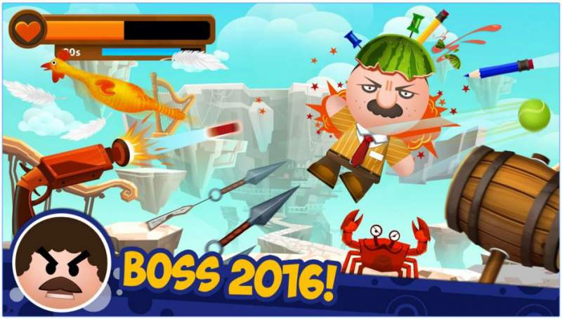 Battere il Boss 4 app