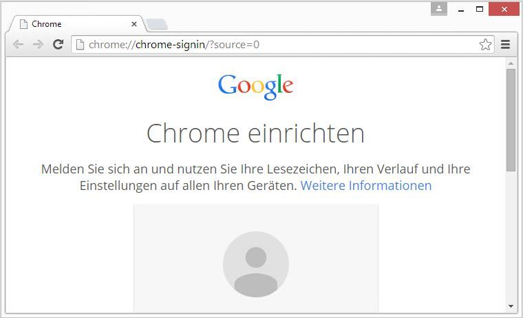 Changer la langue Google Chrome