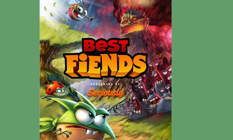 Best Fiends app