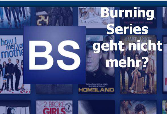 Burning Series no longer goes