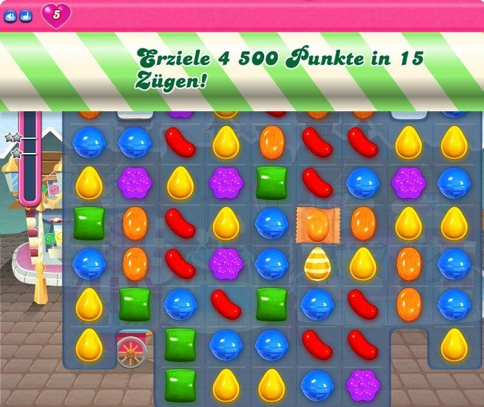 Candy Crush Saga Download difficulty factor