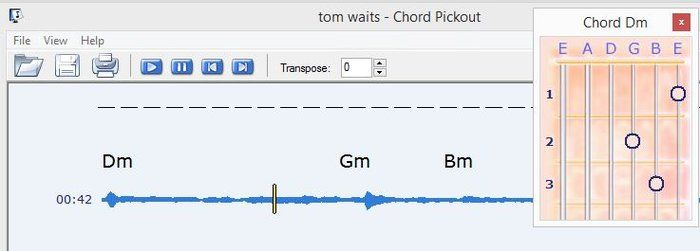 Chord Pickout Download handles