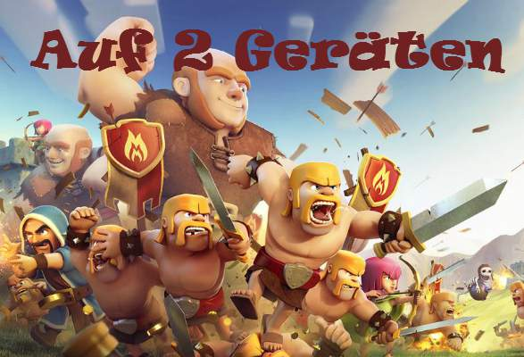 Clash of Clans Account overdracht