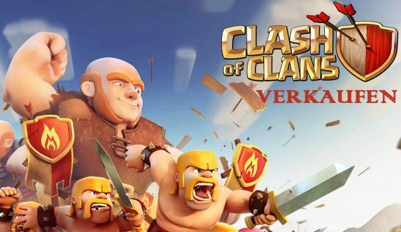 Clash of Clans Vendi Account