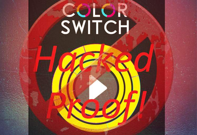 Color Switch cheats cheaters