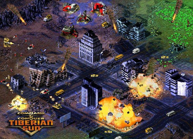 Command & amp; Conquer Tiberian Sun Download operation