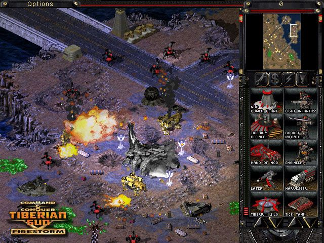 Command & amp; Conquer Tiberian Sun Download Operation Firestorm