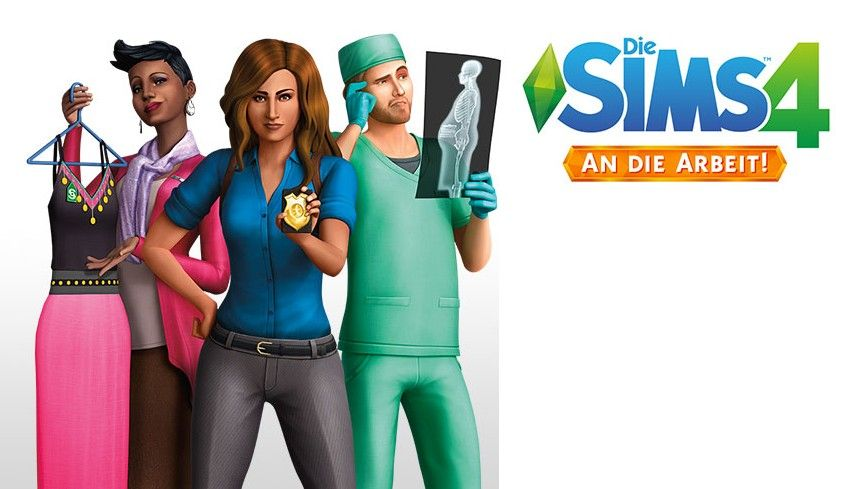 The Sims 4: Get to work Download