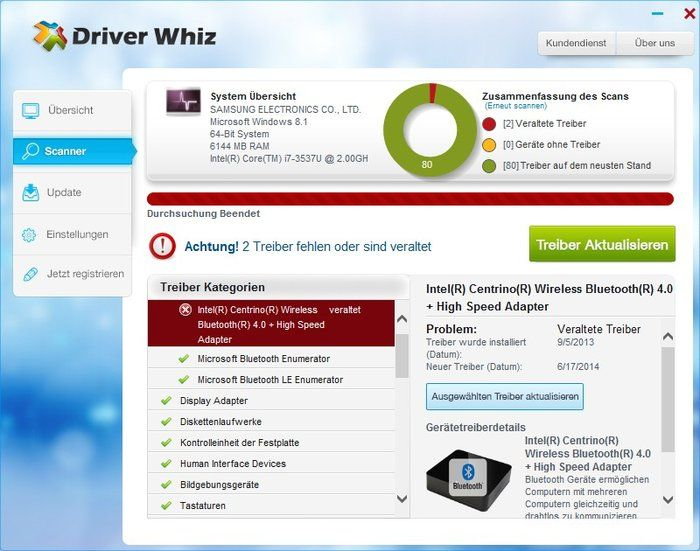 Driver Whiz download