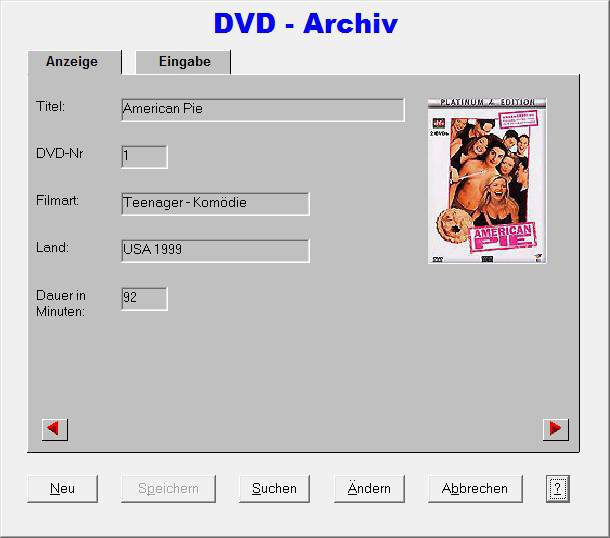 DVD archief downloaden