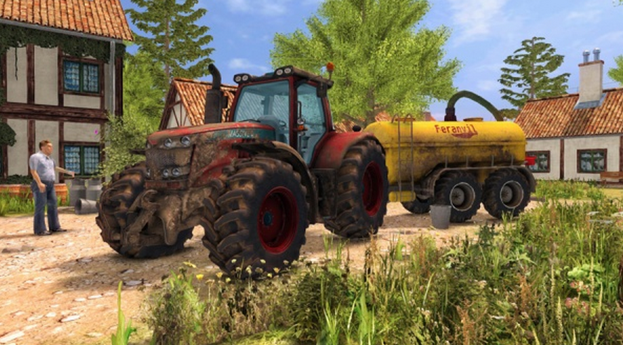 Farm expert 2016 Download Tractor