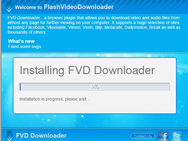 Flash Video Downloader Chrome Installazione