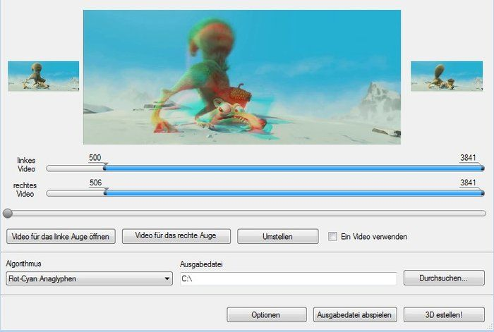 Free 3D Video Maker Download