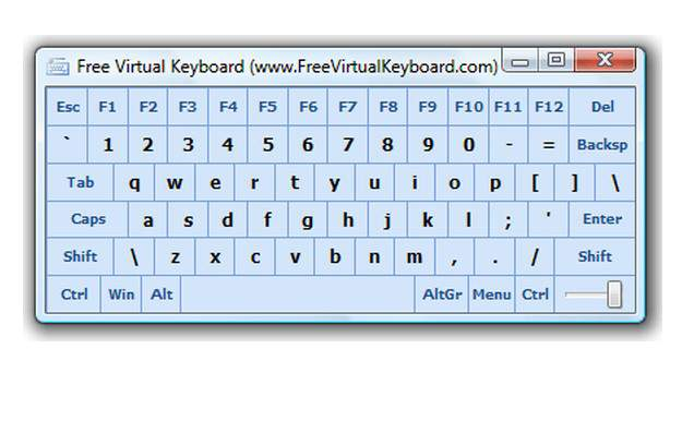 Free Virtual Keyboard Download